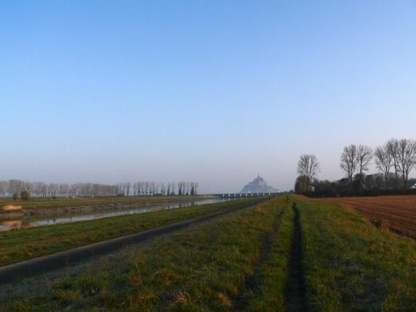 Le long du Couesnon