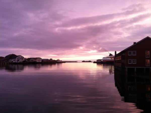 Quelque part en Norvège
