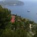 La corniche, entre Nice et Monaco