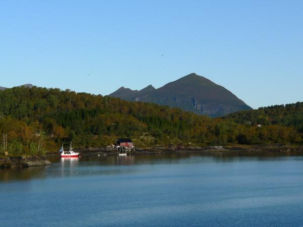 Escale norvégienne...