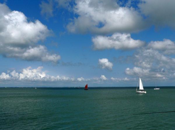Au large de Noirmoutier