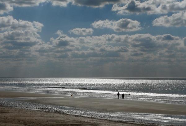 Lumières sur la côte normande