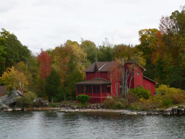 Petit coin de villégiature au Québec
