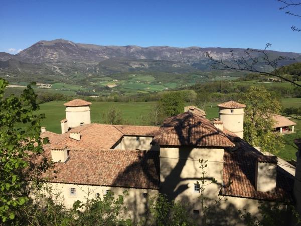 Du côté de Bourdeaux (Drôme provençale)