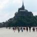 Fin de traversée de la Baie du Mt-St-Michel