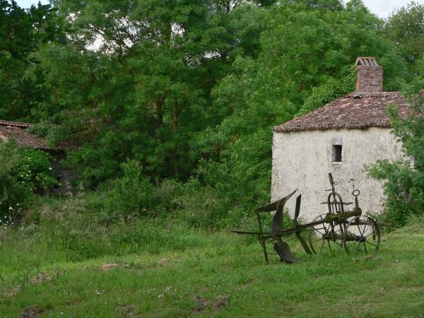 Le calme dans les Deux-Sèvres