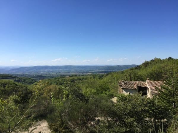 Repaire dans la Drôme provençale