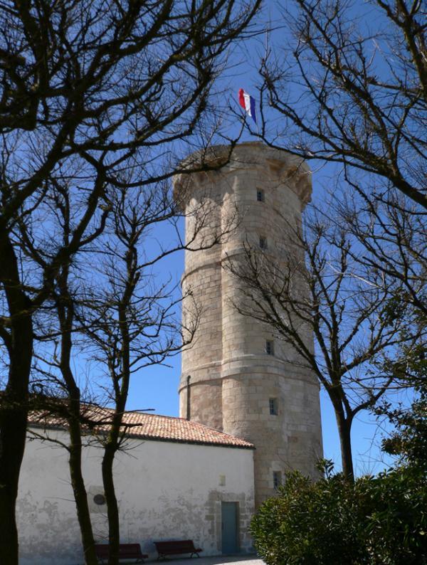 Le phare de l'île de Ré