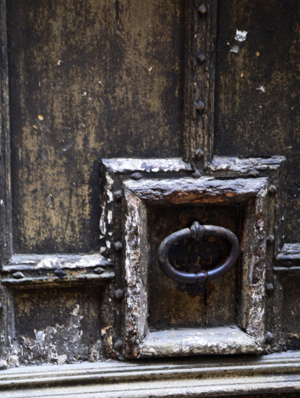 La porte des secrets