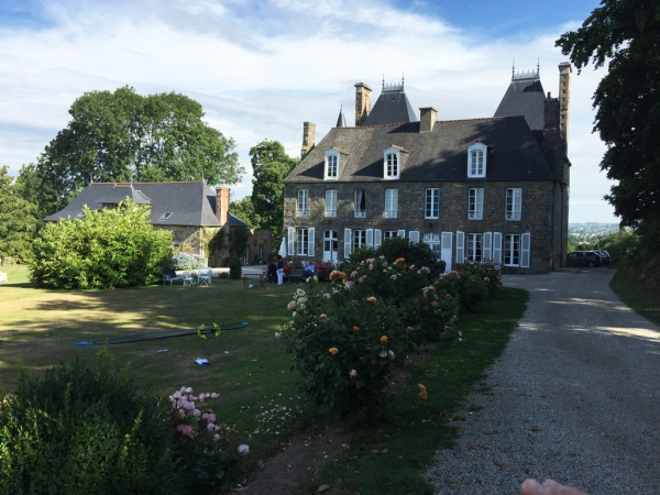 Château de Grand-Val à Combourg