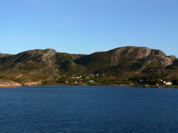 C'est en Norvège!