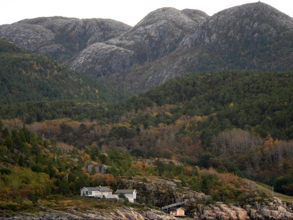 Perdu dans la montagne...