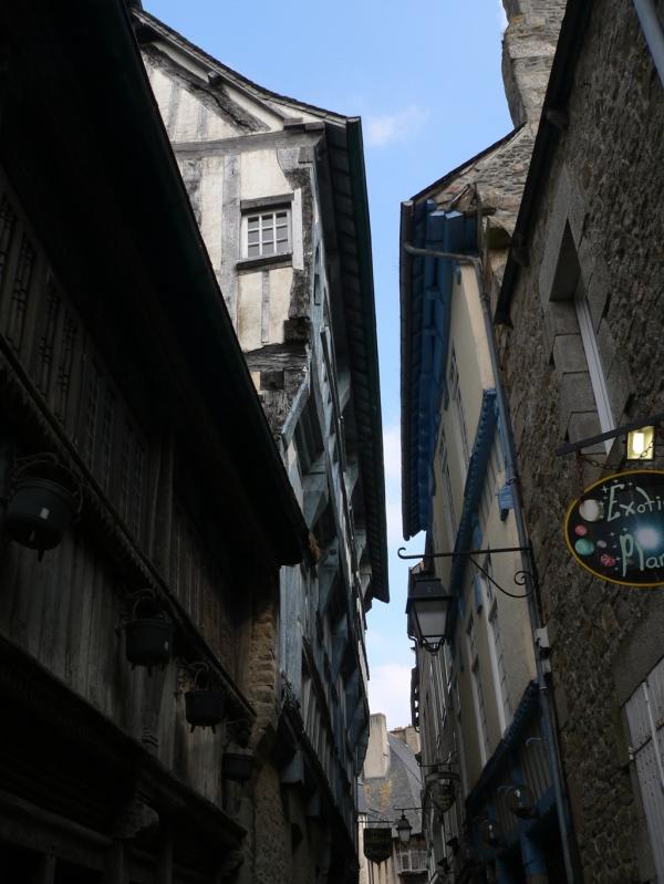 Dinan, la médiévale