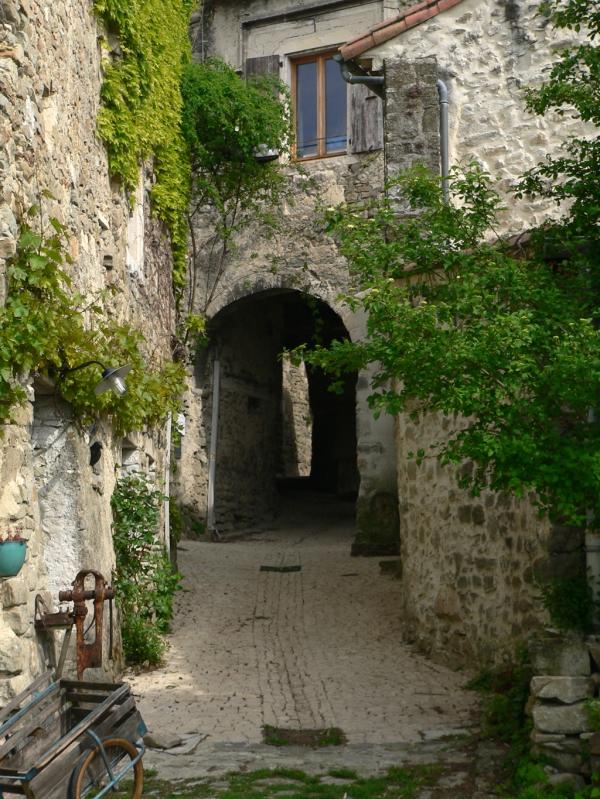 La Begude de Mazenc (Drôme provençale)