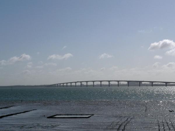 Le pont pour l'île de Ré