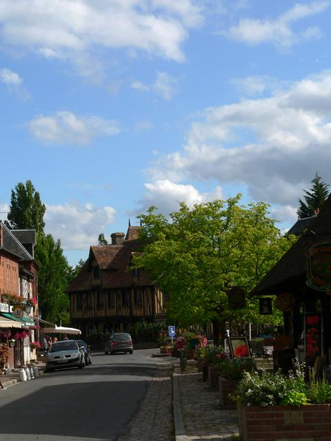 Village normand