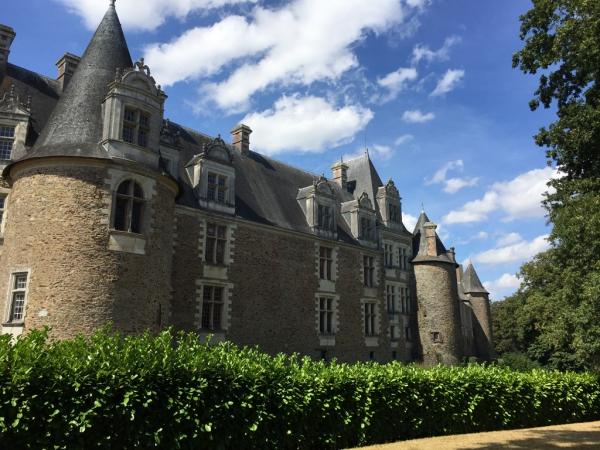 Le château de Châteaubriant