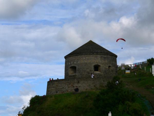 Vol au-dessus de la citadelle