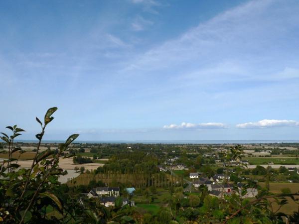 Le marais (blanc) de Dol de Bretagne