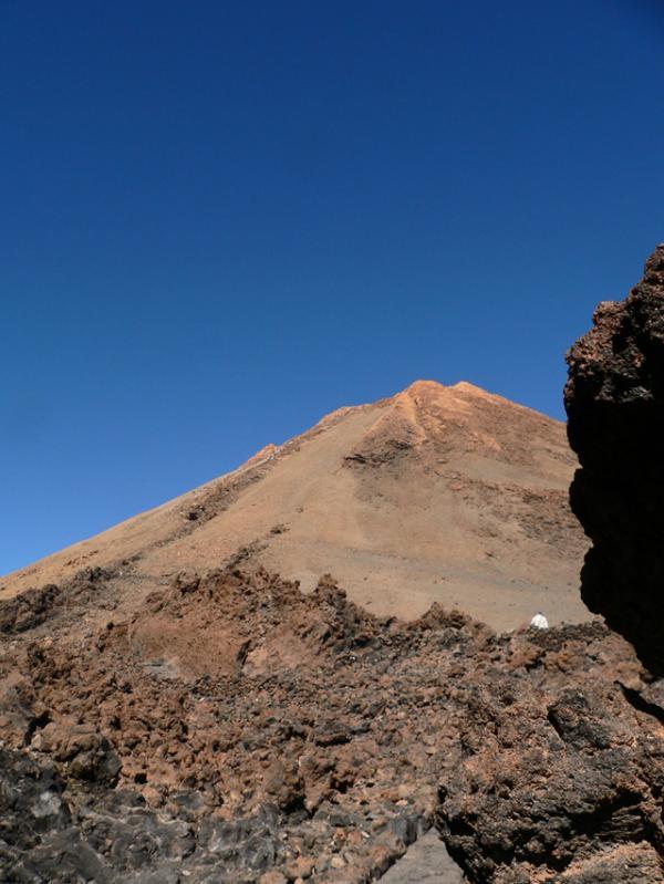 Le mont Teide, Tenerife