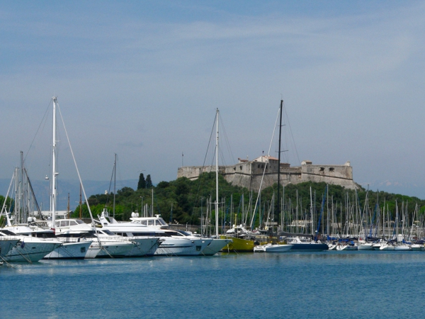 Le Fort-Carré à Antibes