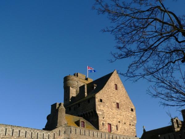 Saint-Malo, le château