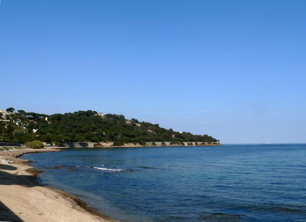 du côté de Sainte-Maxime