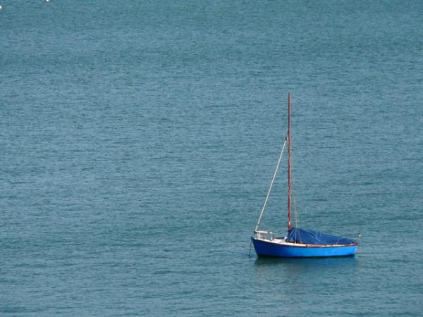 Le bleu....de Dinard.