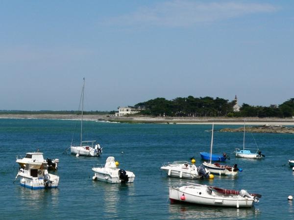 Sur la côte, presqu'île de Guérande