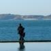 Face à l'île de Cézembre à Saint-Malo