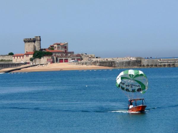 Sur la côte basque