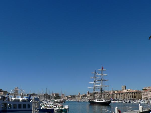 Le vieux port....
