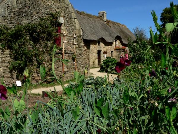 Du côté du village de Poul Fétan