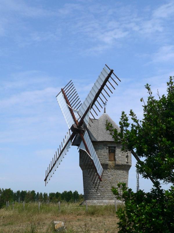 Moulin du côté du Pays de Guérande