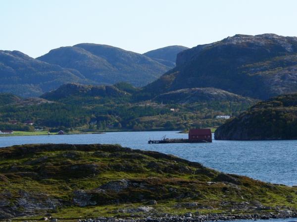 Quelque part en Norvège!