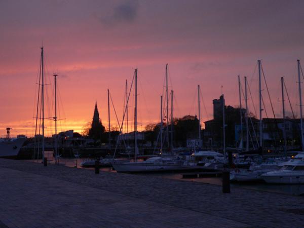 du côté de La Rochelle