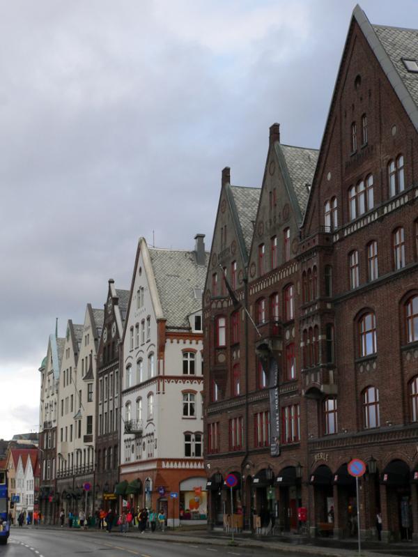 Bergen- Norvège