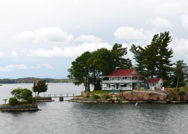 Canada- Les mille îles