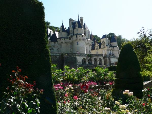 Le Château d'Ussé | Château de la Belle au Bois Dormant ...
