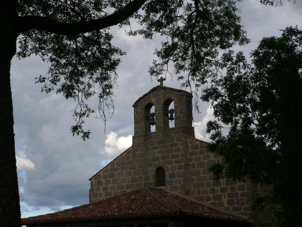Chapelle du côté de Voulmentin (Deux-Sèvres)