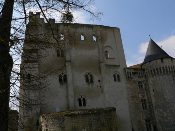 Le château de Nogent le Rotrou