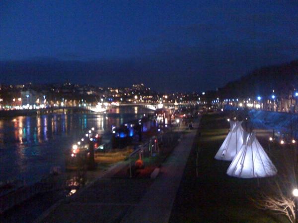 Lyon... lumières!