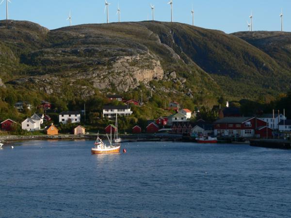 Havre norvégien