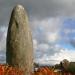 Le menhir du champ-dolent (Dol de Bretagne)