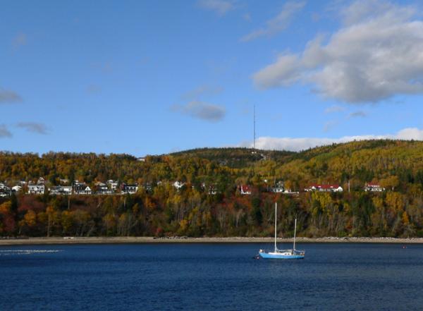 Baie de Tadoussac (Québec)