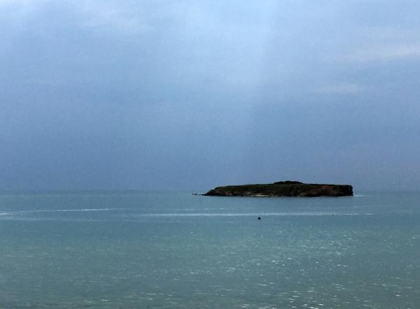 Au large des côtes de la presqu'île de Guérande