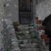 Dans le village de Carros (Alpes-Maritimes)