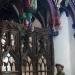 une partie du jubé de la chapelle St-Fiacre à Le Faouet