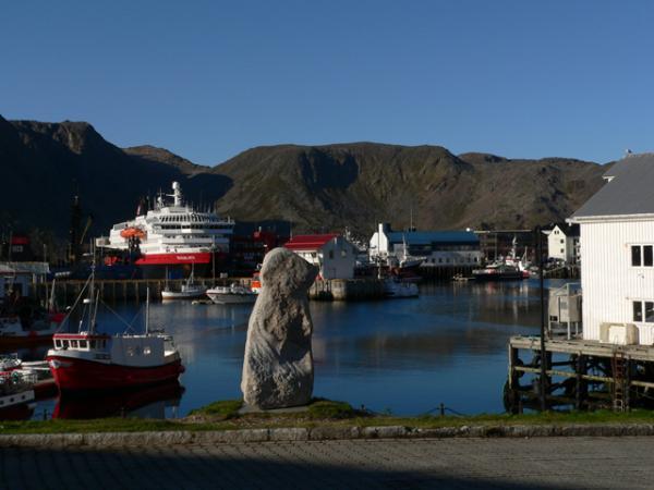 Port norvégien