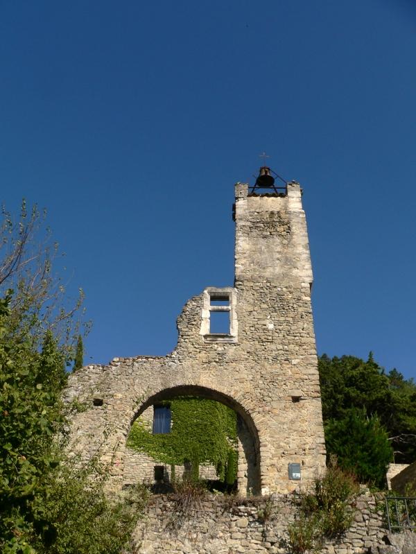 La Bégude de Mazenc (vielle ville) - Drôme provençale.